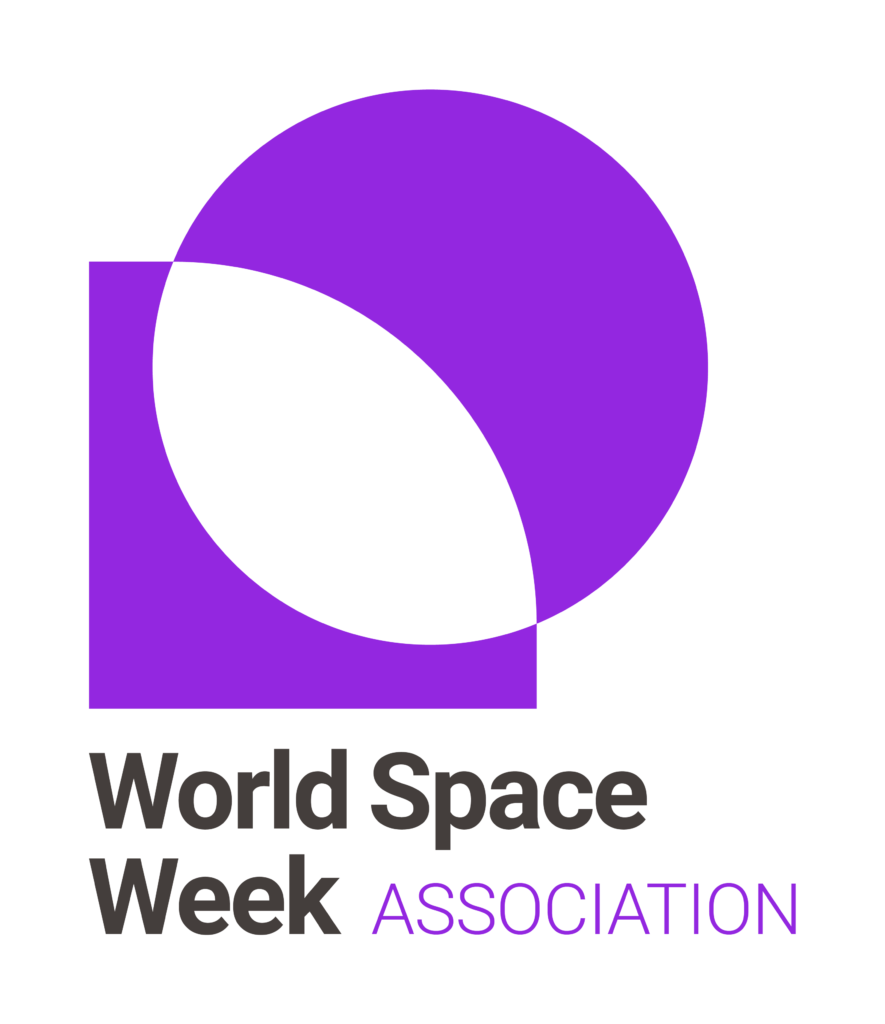 WSW World Space Week logo