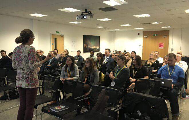 WIA-E UK Unconcious Bias Seminar 2017 pic1