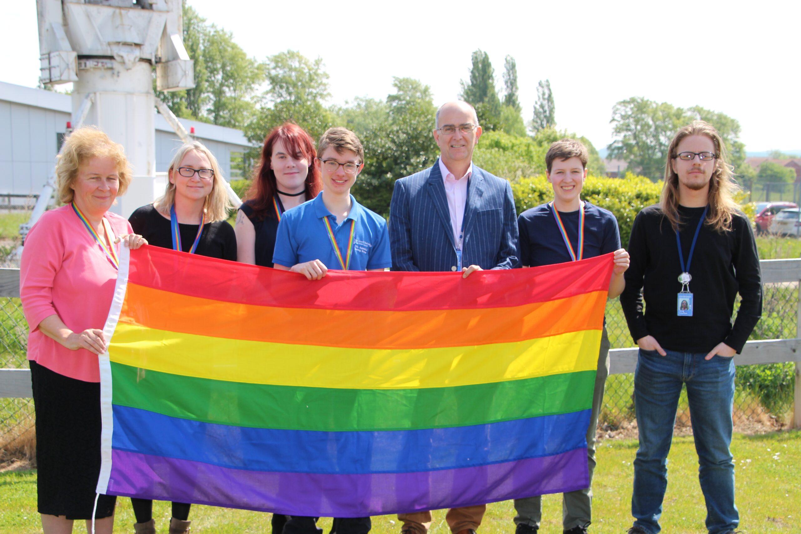 Spotlight Corporate: LGBTQ+ Group Meetings at RAL Space