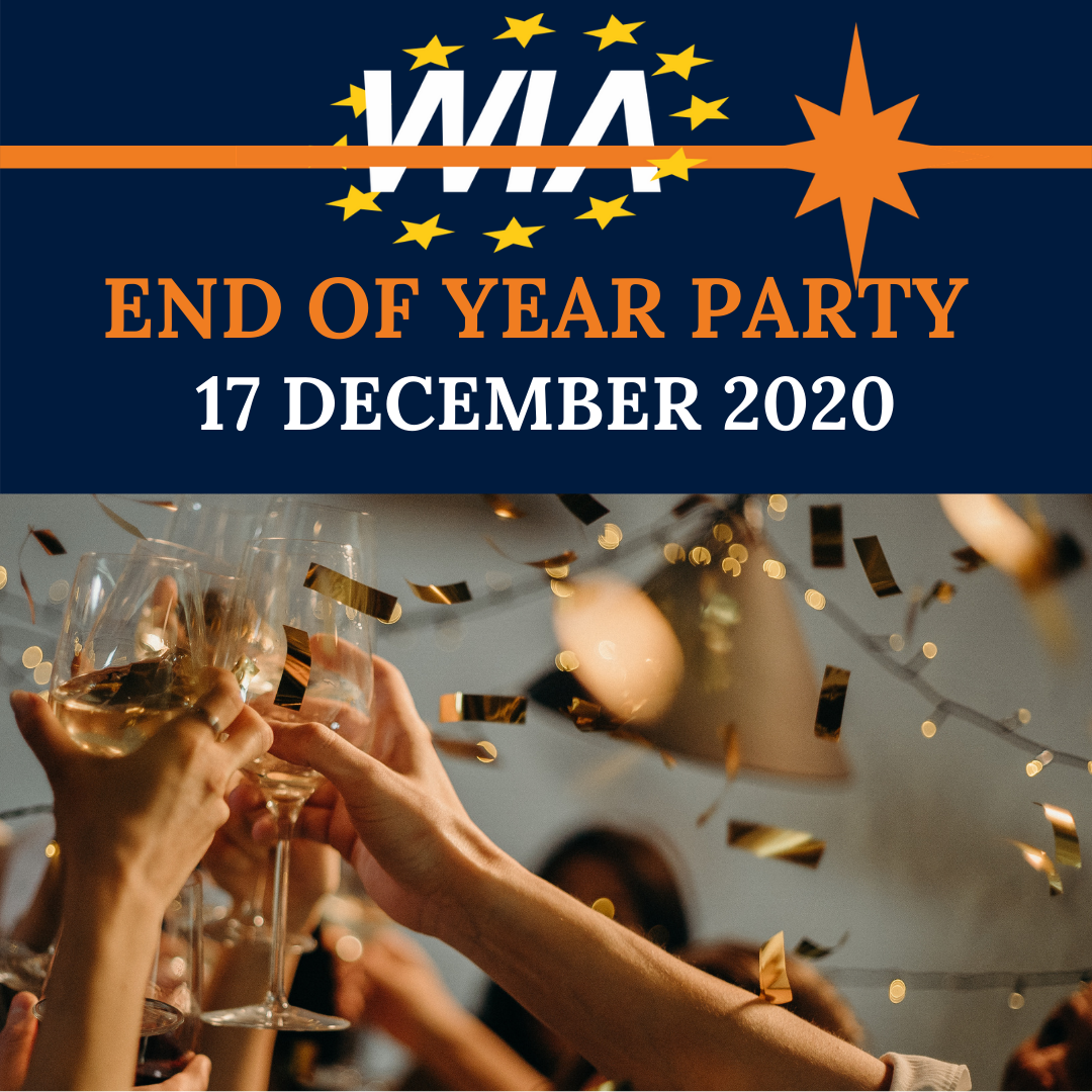 WIA-E End of Year Party 2020