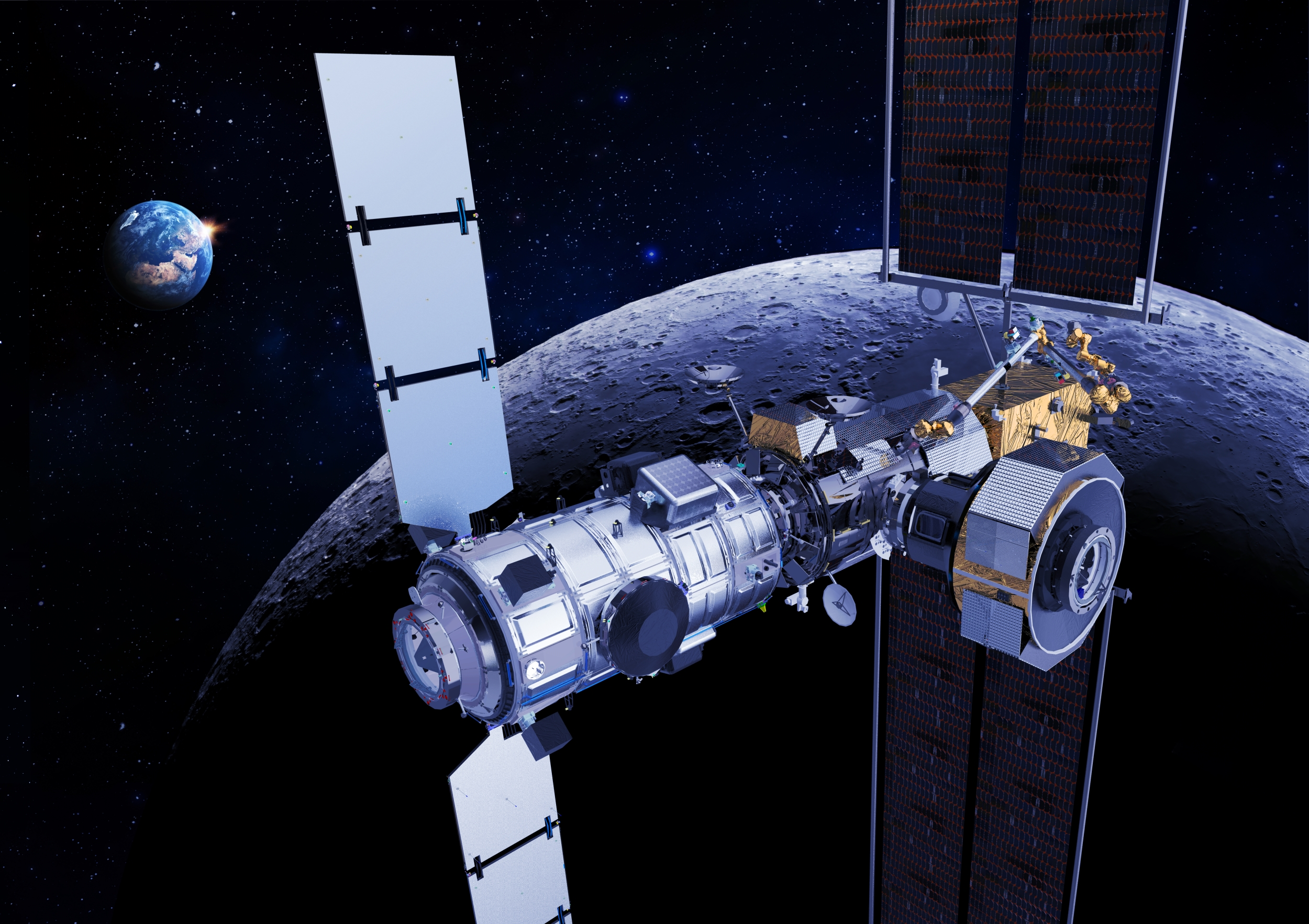 """Thales Alenia Space – """"Space For Life"""""""