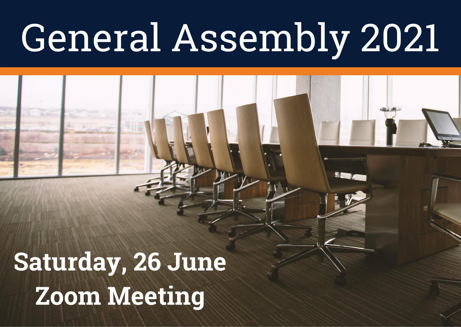 WIA-E General Assembly 2021