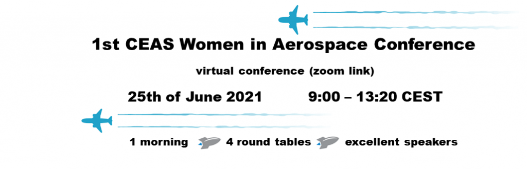 1st CEAS Women in Aerospace Conference
