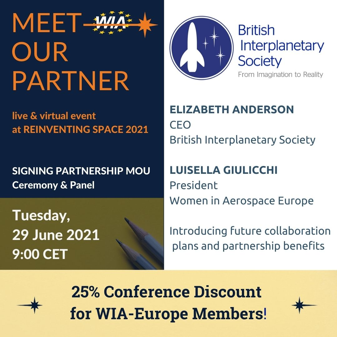 WIA-E signing MoU with British Interplanetary Society