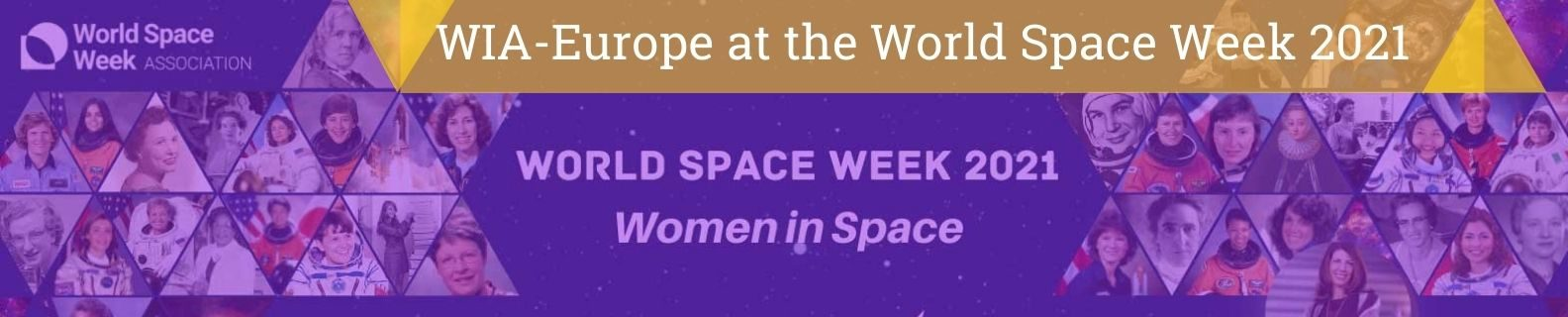 WIA-Europe White Paper Panels at the World Space Week 2021